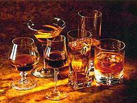 Спиртные напитки. Часть вторая.