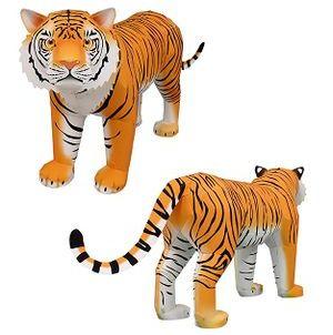 """Тигр (символ 2010 года) из бумаги """" Ana-SM - О самом насущном"""