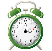 Перевод часов весной 2011 года