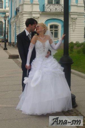любительские свадебные фото