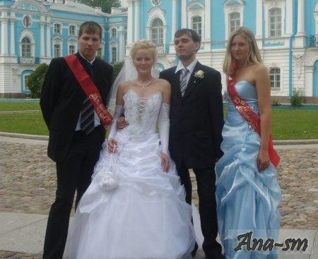 любительское фото свадеб