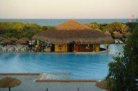Отпуск в Африке.